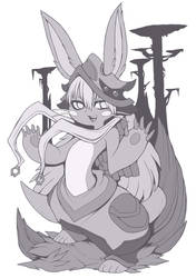 Nanachi by AbyssWatchers