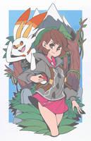 Pokemon Sword / Shield by AbyssWatchers