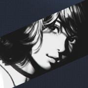 Steam Profile Slanted Transparent Dark  Theme by Rosey-Rose