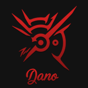 Dano's New Steam Profile Picture (Dark Theme) by Rosey-Rose