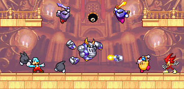 Smash Fighters Z - Mecha Sonic Saga (Battle 09) by SuperYaridovich999