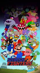 Smash Fighters Z - Marx Saga DX by SuperMase9X
