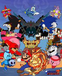 Smash Fighters Z - Magolor Saga DX by SuperMase9X