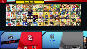 Super Smash Bros. Ultimate - Roster Wishlist by SuperMase9X