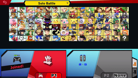Super Smash Bros. Ultimate - Roster Wishlist by SuperMase9X