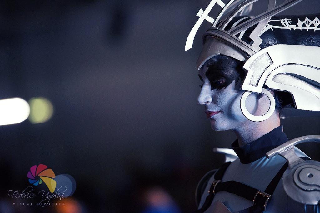 Shiva Sister - Nix by CristalCosplay