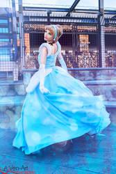 Cenerentola - Disney by CristalCosplay