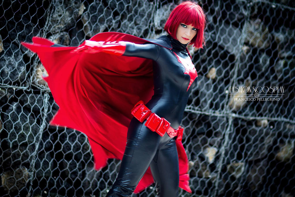 Batwoman - DC Comics by CristalCosplay
