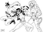Marvel Catgirls