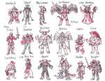 Zyuranger Foes 1