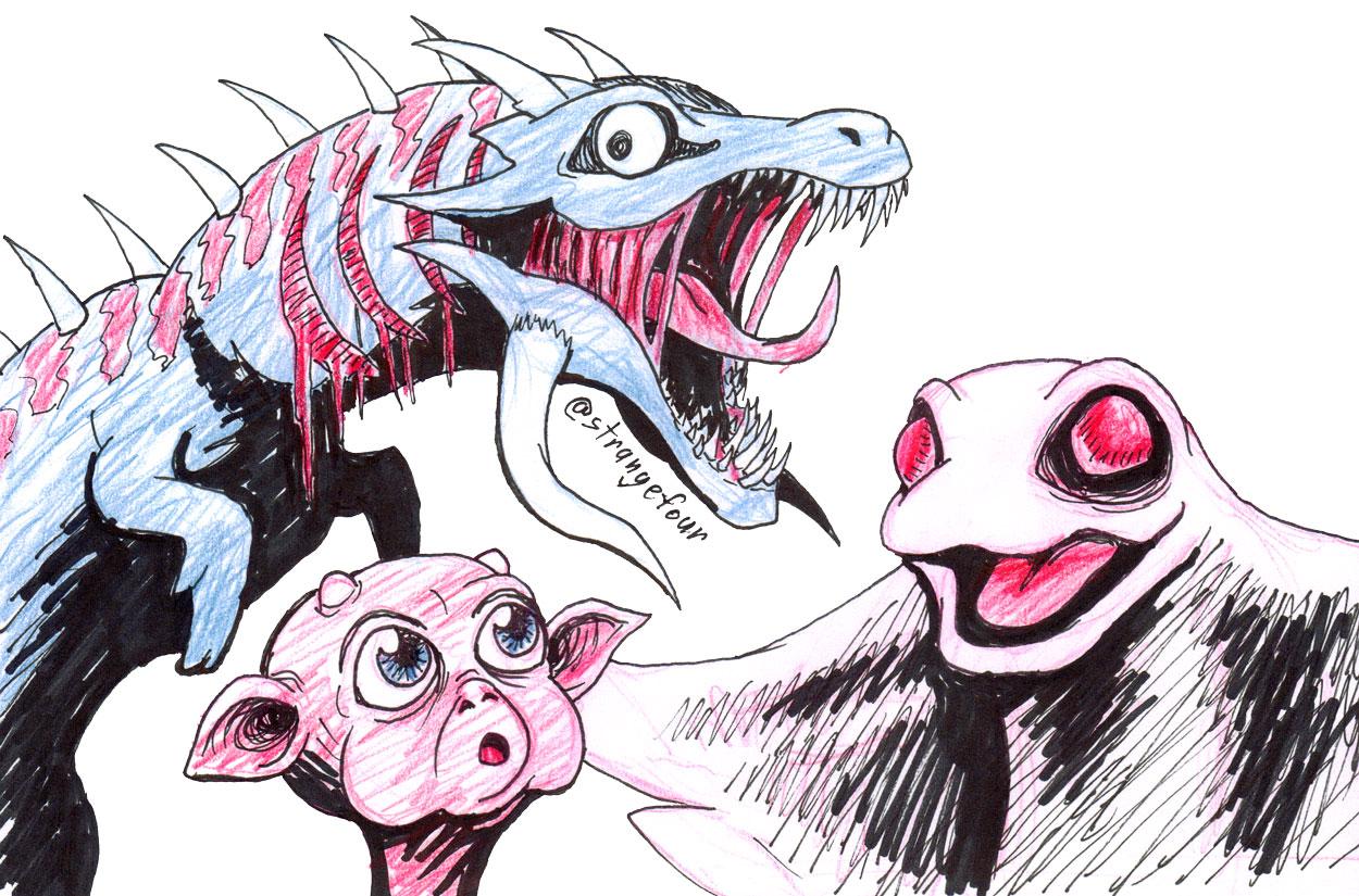 MST3K Gauntlet monsters