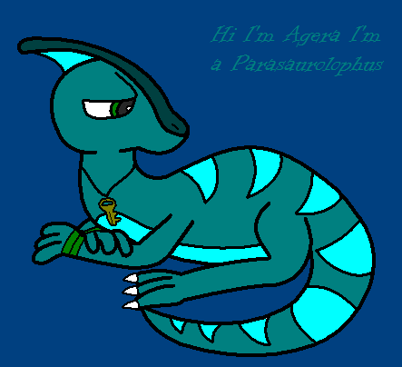 Agera, my new sona No Seriously by AgelessAgera