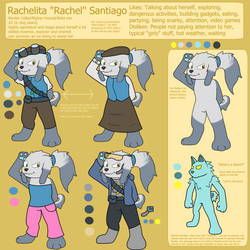 Rachelita Reference by GauntletPorsche