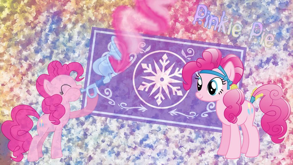Pinkie pie wallpaper by NightSilverChelly