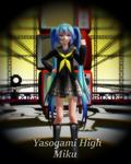 Miku Yasogami high