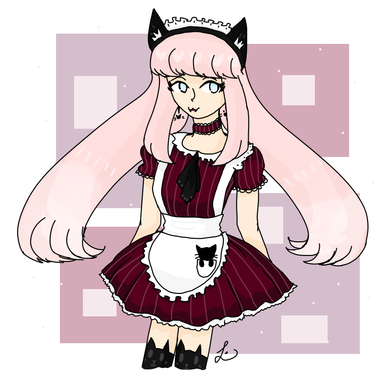Tami-maid! by TwistedCorn