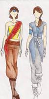 oc fashion design