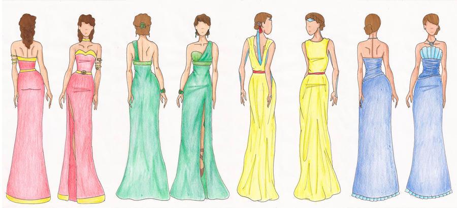 Ball Gown Fashion Design Avatar Oc 39 S By Ardnemla On Deviantart