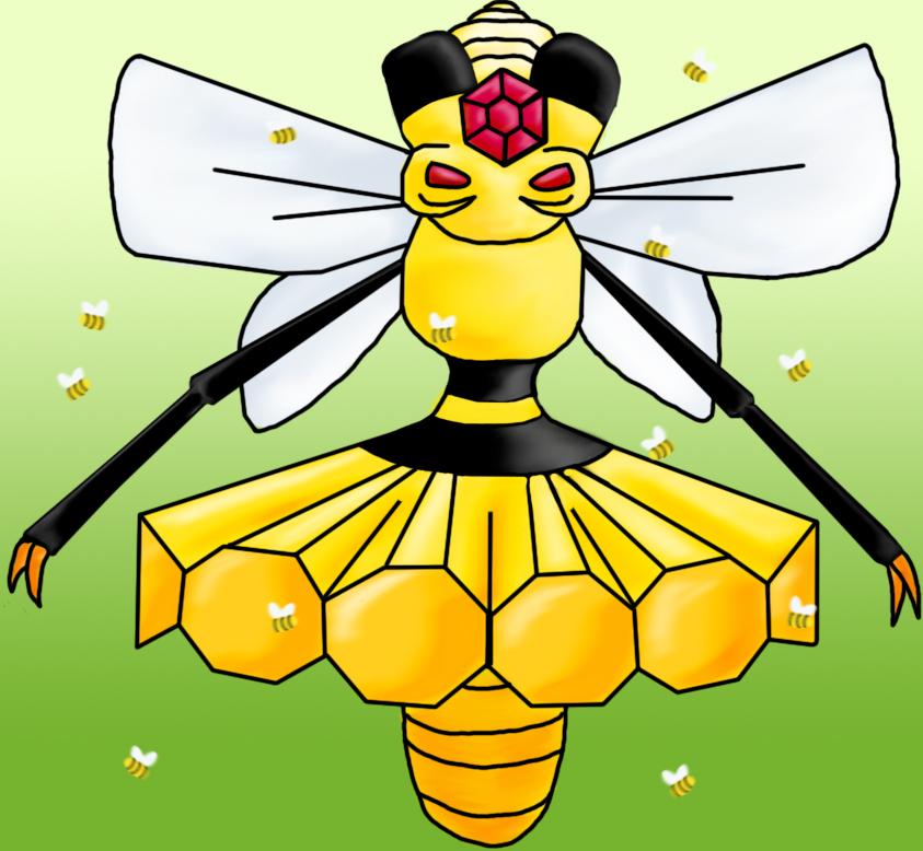 Pokemon Beedrill Vs Vespiquen Images | Pokemon Images