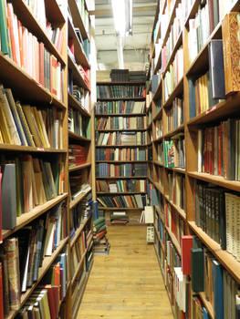 Rare Books Room at the Strand