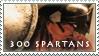 300 Spartans Stamp