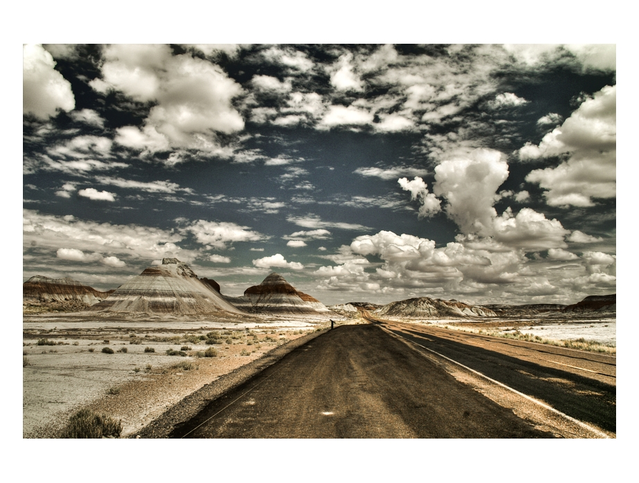 USA IV - R is for Road by Whippeh