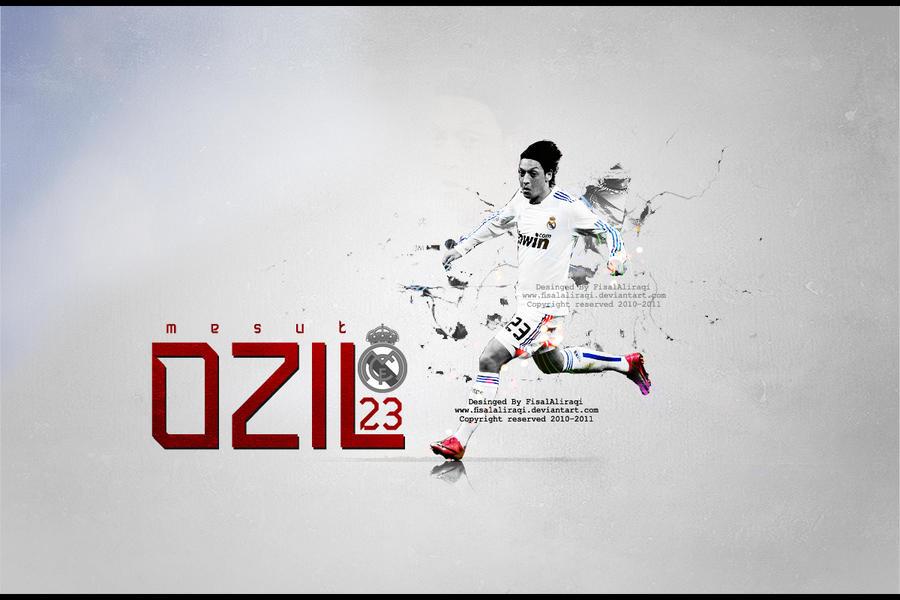 Mesut Ozil Vr.1 By Fisalaliraqi On DeviantArt