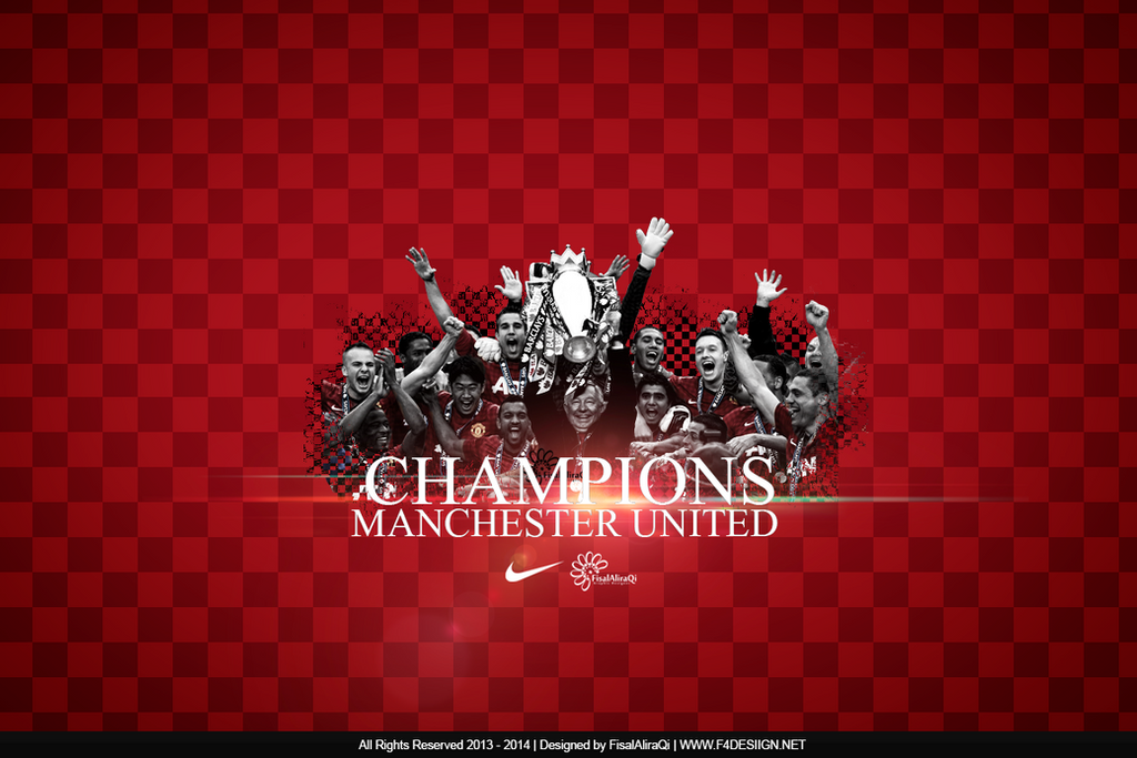 Manchester united 2013 champions 20 by fisalaliraqi on deviantart manchester united 2013 champions 20 by fisalaliraqi voltagebd Image collections
