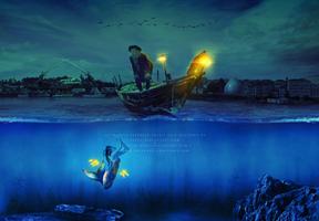 Underwater by fisalaliraqi