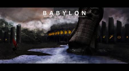 Babylon by fisalaliraqi