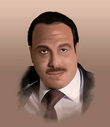 Khalid Saleh by fisalaliraqi