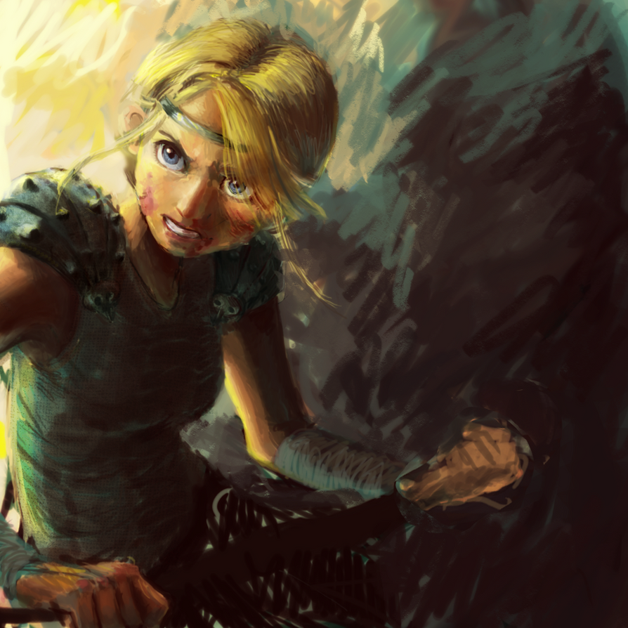 40 Amazing How To Train Your Dragon Fan Art Pieces By