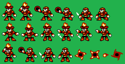 Combust Man apparently has a spritesheet by Crimson-Camisole