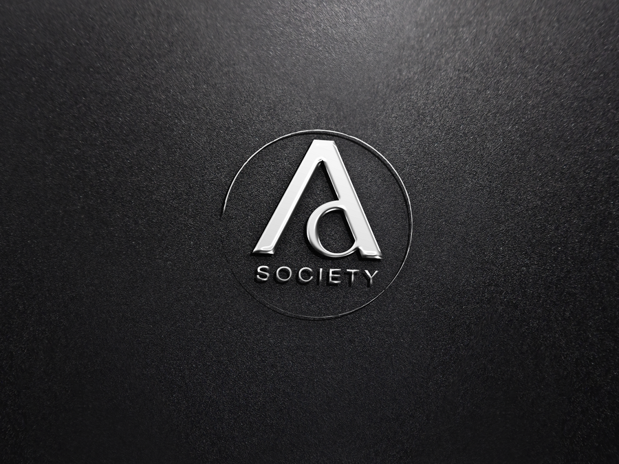 Ad Society Logo by TarnishedHearts