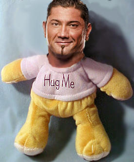 Batista The Teddy by ScarePhin