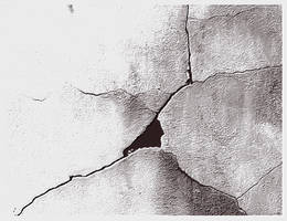 Texture Wall Cracked by Ivette-Stock