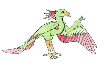 Adopt - Archaeopteryx {CLOSED} by Adopt-A