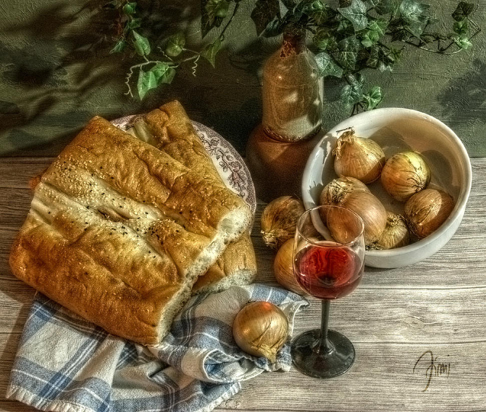 Bread And Wine by Jimi1967