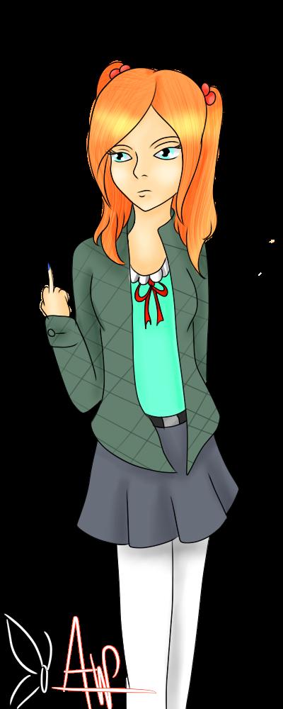 [SP] Teen Ruby by Ariane-Wesker