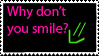 Why don't you smile-Amersill by stamps-club