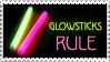 Glowsticks Rule stamp-JunkJen by stamps-club