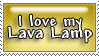 I Love My Lava Lamp-SafariSyd by stamps-club