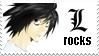 L from death note - AddictChan by stamps-club