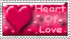 Heart Stamp - Sparkyard by stamps-club