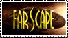 Farscape Stamp - Golubaja by stamps-club