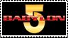 Babylon 5 Stamp - Golubaja by stamps-club