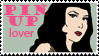 PinUp lover - stampita by stamps-club