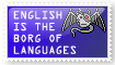 English of Borg - roguebfl by stamps-club