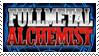 Fullmetal Alchemist Stamp by stamps-club