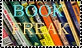 Book Freak Stamp - Raph1966 by stamps-club